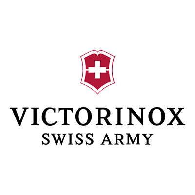 swiss army by victorinox logo